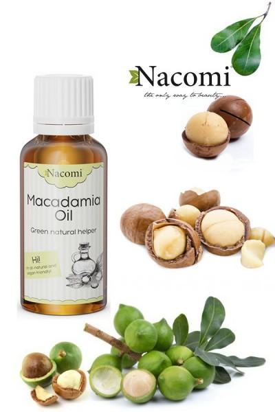 Масло макадамии ECO 30 ml