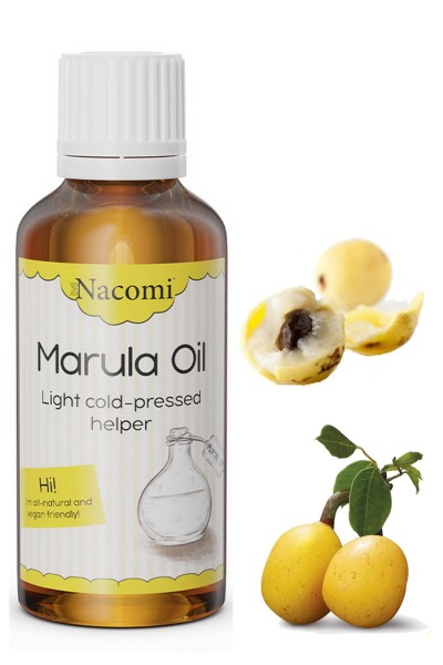 Масло марулы ECO 50 ml