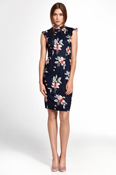Платье NIFE S108 узор