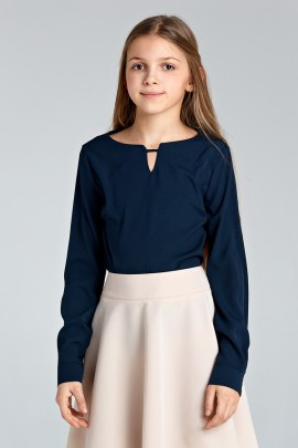 Блузка NIFE kb03 синий