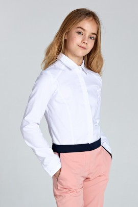 Рубашка NIFE kk02 белый