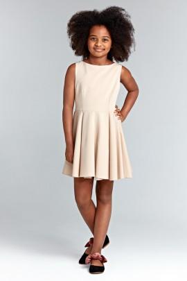 Платье NIFE ks03 беж