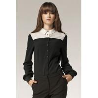 Блузка NIFE B29 чёрный
