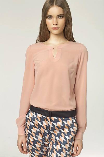 Блузка NIFE B38 роз