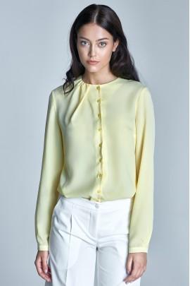 Блузка NIFE B63 жёлтый
