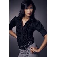 Рубашка NIFE K02 чёрный