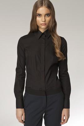 Рубашка NIFE K31 чёрный