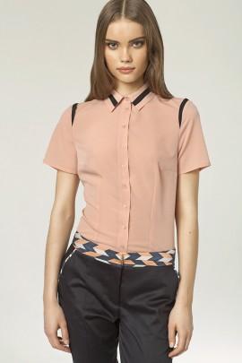 Рубашка NIFE K41 роз
