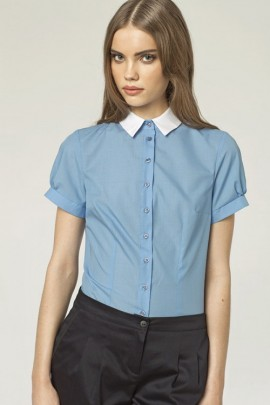 Рубашка NIFE K42 голубой