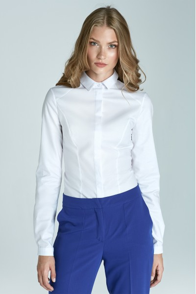 Рубашка NIFE K47 белый