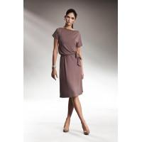 Платье NIFE S13 мокко