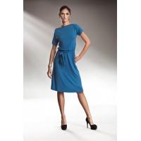 Платье NIFE S13 голубой