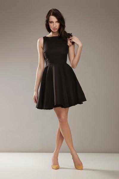 Платье NIFE S17 чёрный