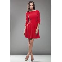 Платье NIFE S19 красный