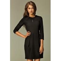 Платье NIFE S32 чёрный