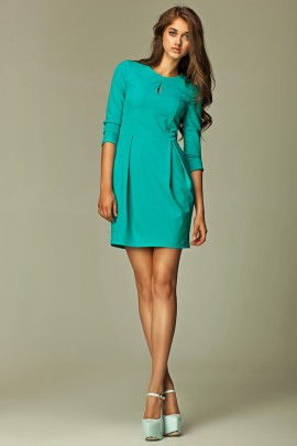 Платье NIFE S32 морской