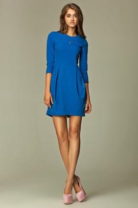 Платье NIFE S32 синий