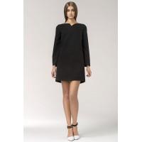 Платье NIFE S35 чёрный