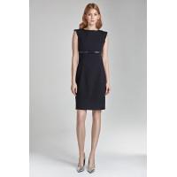 Платье NIFE S36 чёрный