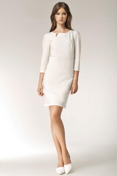 Платье NIFE S39 экрю
