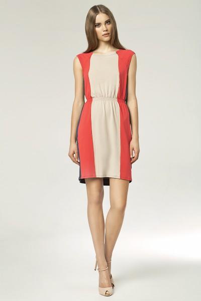 Платье NIFE S47 беж