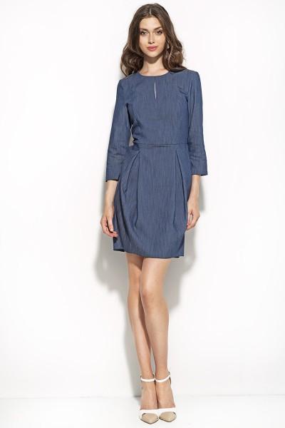 Платье NIFE S59 джинс