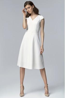 Платье NIFE S60 экрю
