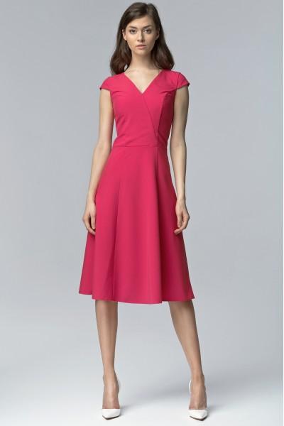 Платье NIFE S60 фуксия
