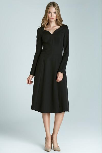 Платье NIFE S66 чёрный