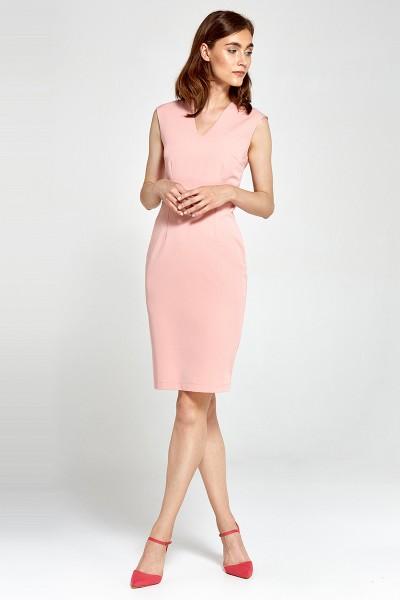 Платье NIFE S87 розовый