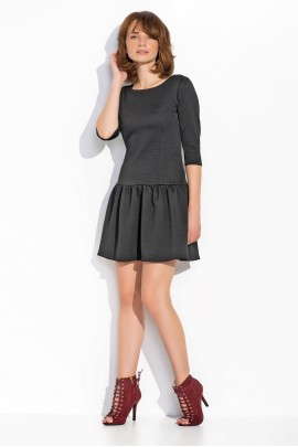 Платье NUMINOU nu03 чёрный