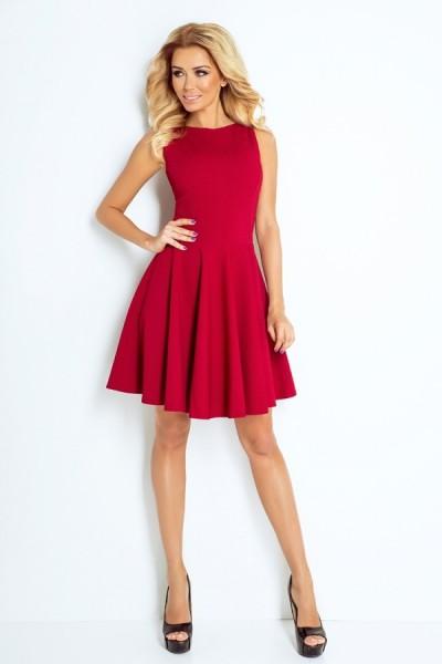 Платье NUMOCO 125-1 бордо