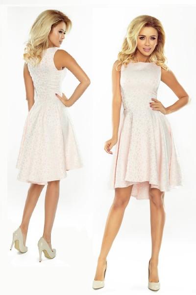 Платье NUMOCO 175-1 розовая пастель