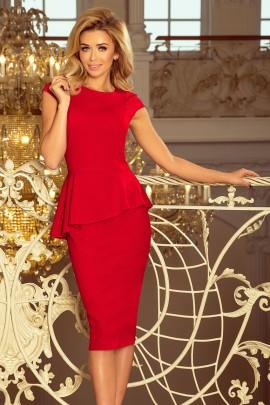 Платье NUMOCO 192-5 красный