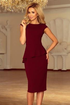 Платье NUMOCO 192-6 бордо