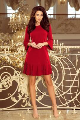 Платье NUMOCO 228-4 бордо