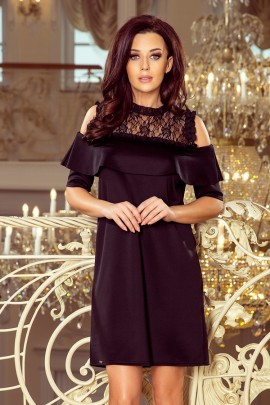 Платье NUMOCO 247-1 чёрный