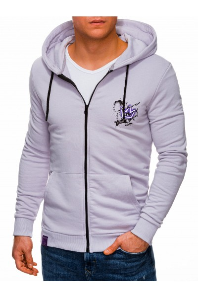 Блуза OMBRE B1315 liliowa