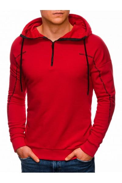 Блуза OMBRE B1319 czerwona