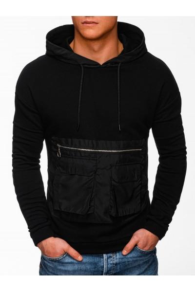Блуза OMBRE B1324 czarna
