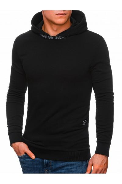 Блуза OMBRE B1336 - czarna
