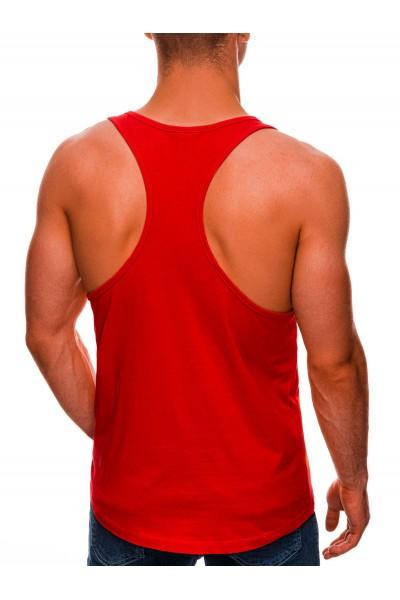 Боксерка OMBRE S711 - czerwony
