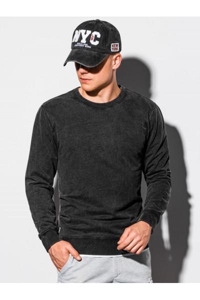 Блуза OMBRE B1023 чёрный МСК