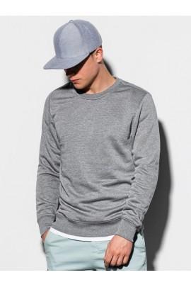 Блуза OMBRE B978 серый-меланж