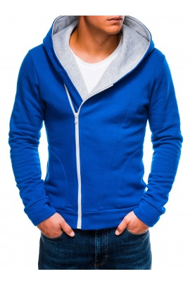 Блуза OMBRE PRIMO - niebiesko-szara