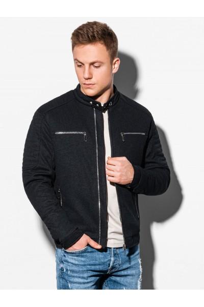 Куртка OMBRE демисезон C461-czarna