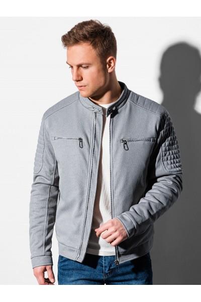 Куртка OMBRE демисезон C461-szara