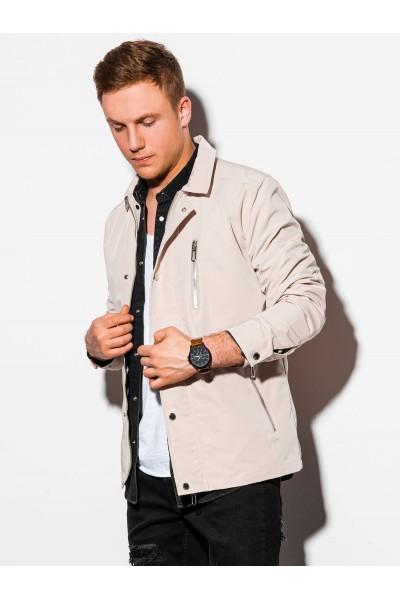 Куртка OMBRE демисезон C482-bezowa