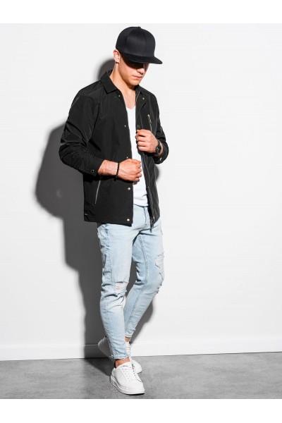 Куртка OMBRE демисезон C482-czarna