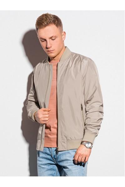 Куртка OMBRE демисезон C439-bezowa